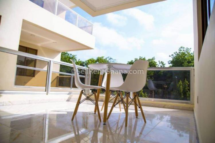 3 Bedroom Apartment, Osu, Accra, Flat for Rent