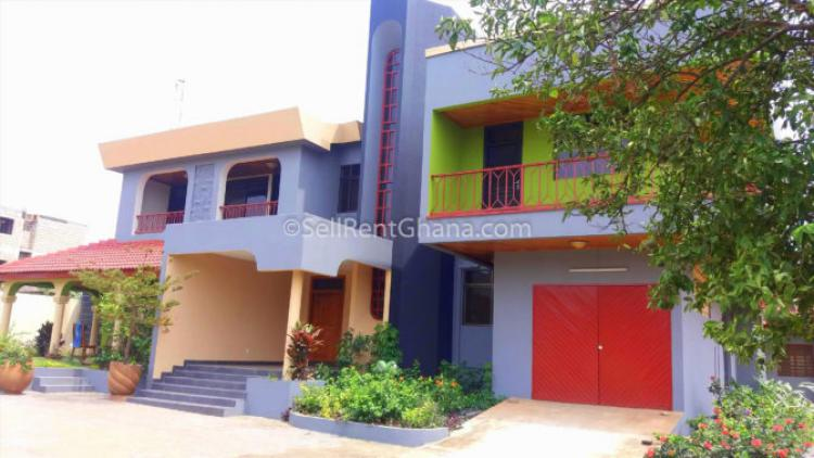 5 Bedrooms House + Pool, Abelemkpe, Accra, Detached Duplex for Rent
