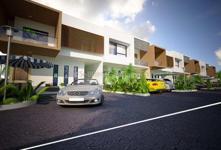3 Bedroom Townhouse, Spintex, Accra, Townhouse for Sale