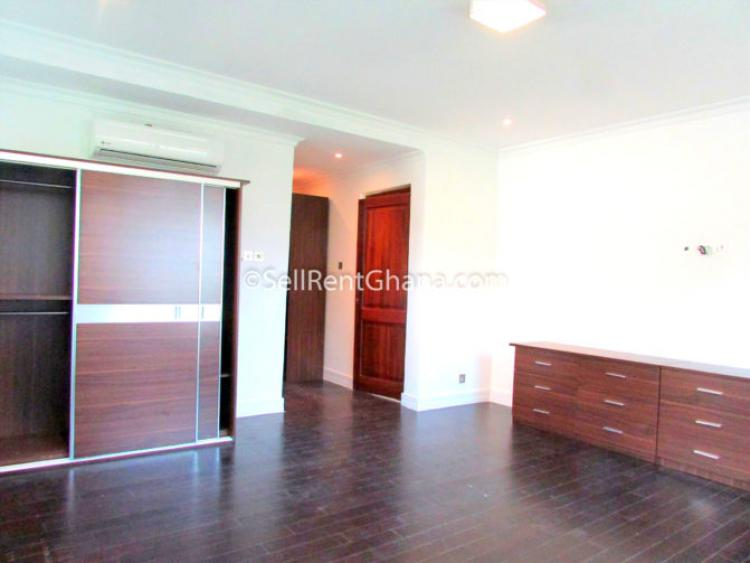 3 Bed Townhouse + S Quarters, Cantonments, Accra, Townhouse for Rent