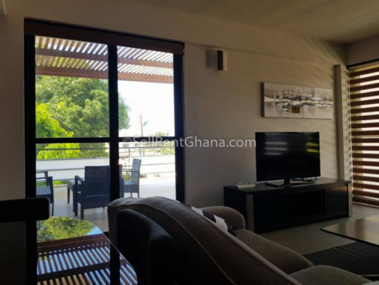 2 Bed Apartment, Osu, Accra, Flat for Rent