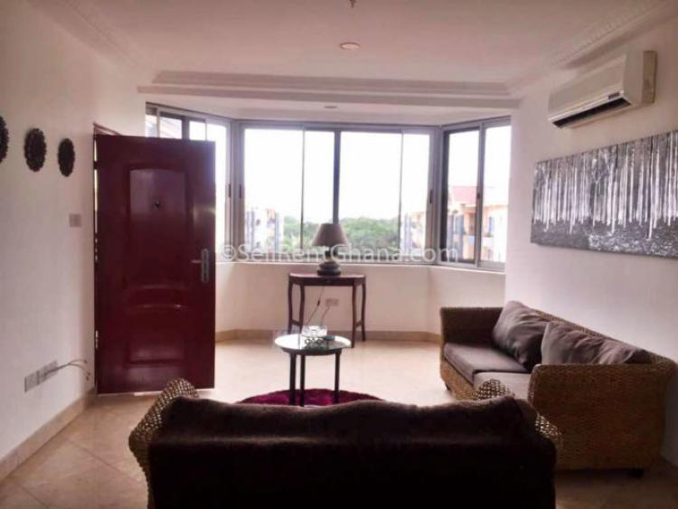 4 Bedroom Detached Townhouse, Cantonments, Accra, House for Rent