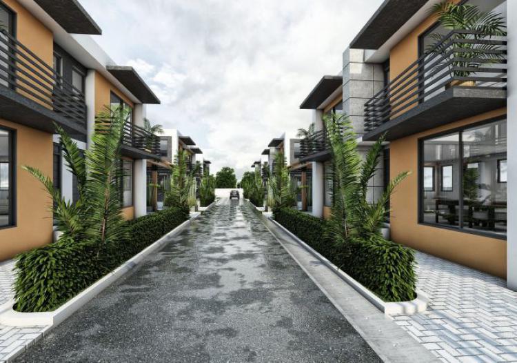 2-4 Bedroom Expandable Townhouse, La Dade Kotopon Municipal, Accra, Townhouse for Sale