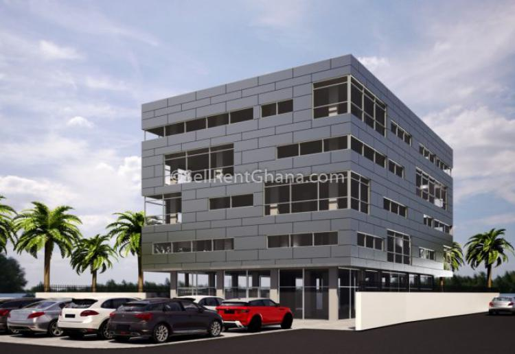 Commercial - Office Space & Showroom, North Labone, Accra, Office Space for Rent