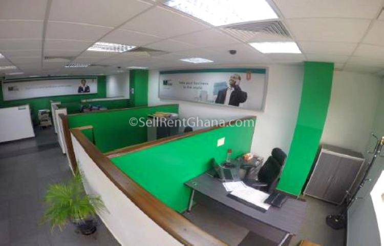 Commercial - Office Space Available, North Ridge, Accra, Office Space for Rent