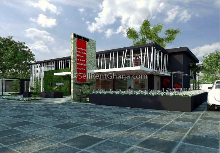 Commercial - Office, Shops, Cafe Spaces, Dzorwulu, Accra, Commercial Property for Rent