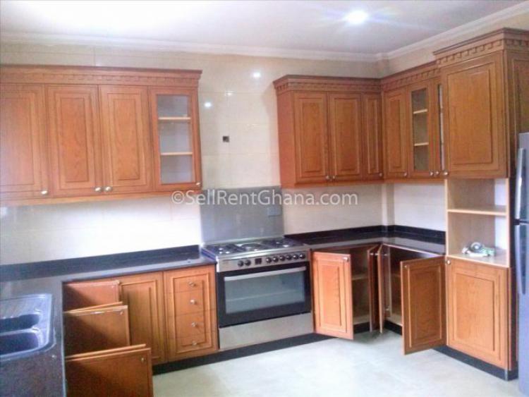 4 Bed House + 2 Bed S. Quarters, Dzorwulu, Accra, Detached Duplex for Rent