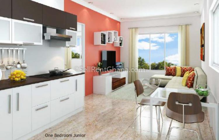 2 Bedroom Apartment, East Legon, Accra, Flat for Sale