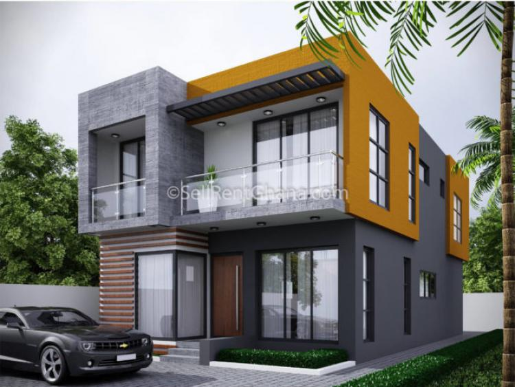 3 Bedroom Townhouse + S. Quarters, Dzorwulu, Accra, Townhouse for Sale