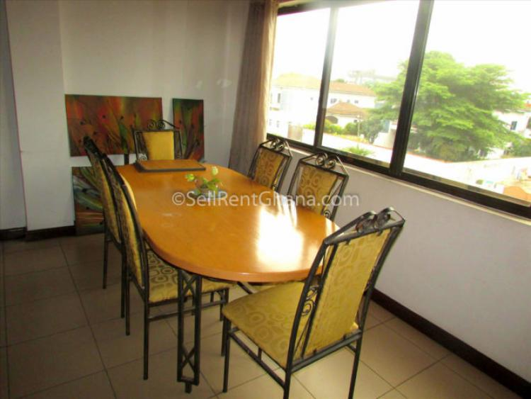 2 Bedroom Un/furnished Apartments, Airport Residential Area, Accra, Flat for Rent