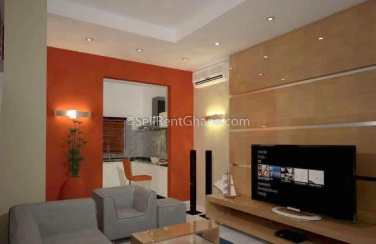 2 Bed Semi-detached Townhouse, Spintex, Accra, House for Sale