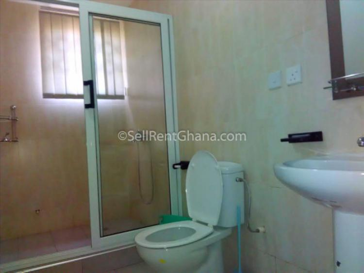 2 Bedroom Furnished Apartment, La Dade Kotopon Municipal, Accra, Flat for Rent