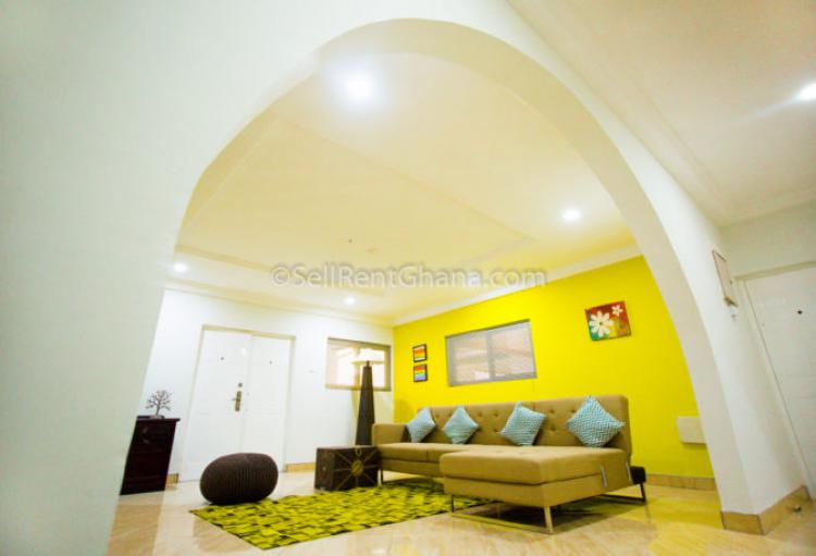 2 Furnished Hotel Apartments, West Airport, Airport Residential Area, Accra, Flat for Rent