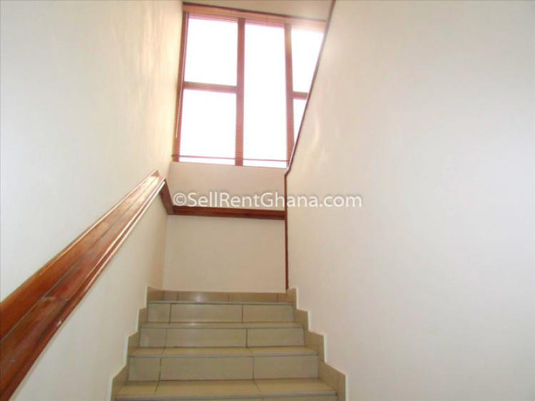 3 Bed Townhouse with Staff Quarters, Cantonments, Accra, Detached Duplex for Rent