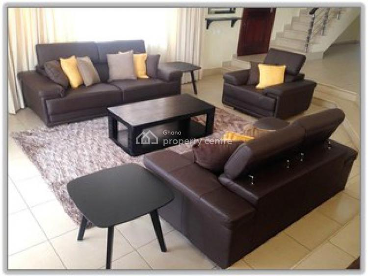 3 Bedroom Apartment, West Airport, Airport Residential Area, Accra, Flat for Rent