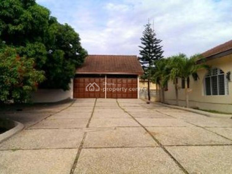 4 Bedroom House, East Legon (okponglo), Accra, Detached Bungalow for Rent