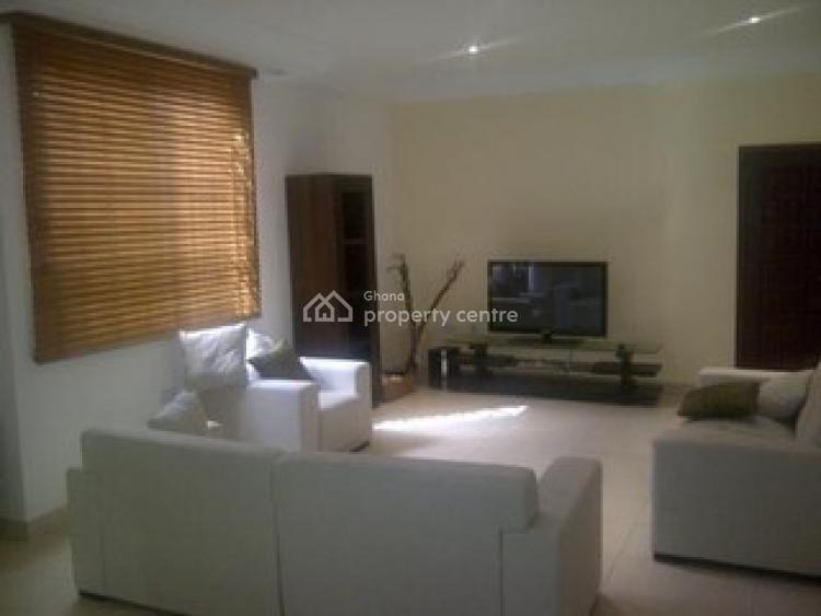 3 Bedroom Apartment, Roman Ridge, Accra, Flat for Rent