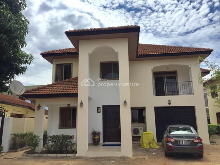 4 Bedroom House, Adjiringanor, East Legon, Accra, Detached Duplex for Rent