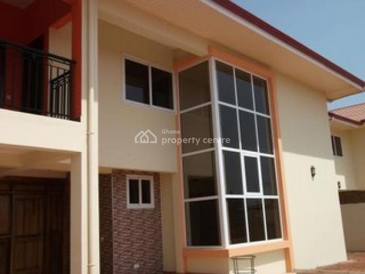 4 Bedroom House, Community 20, Tema, Accra, Detached Duplex for Rent