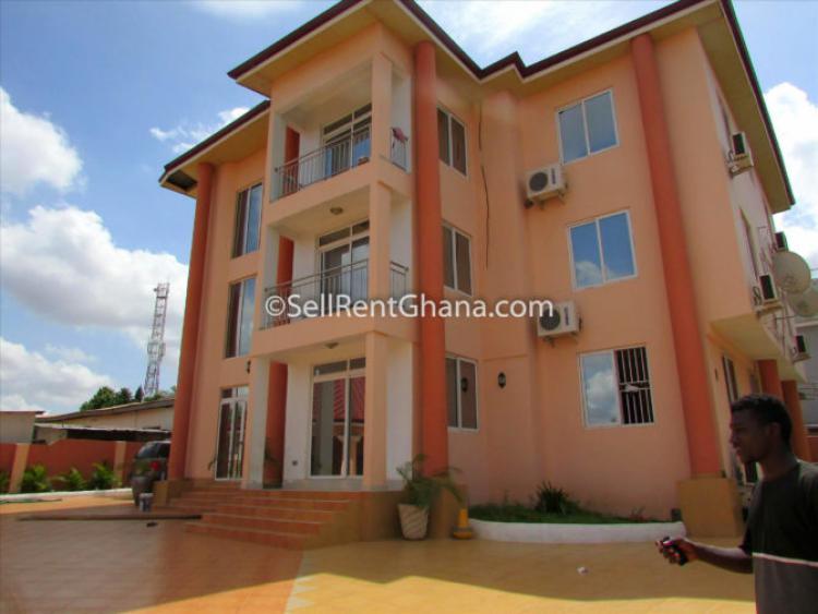 2  Bed Furnished Apartment, Adjiringanor, East Legon, Accra, Flat for Rent