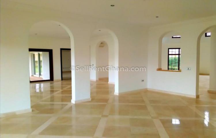 5 Bedroom House + Pool, Trassaco, Adjiringanor, East Legon, Accra, Detached Duplex for Rent