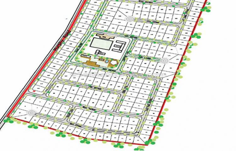 Serviced Plots, Community 21, Tema, Accra, Mixed-use Land for Sale