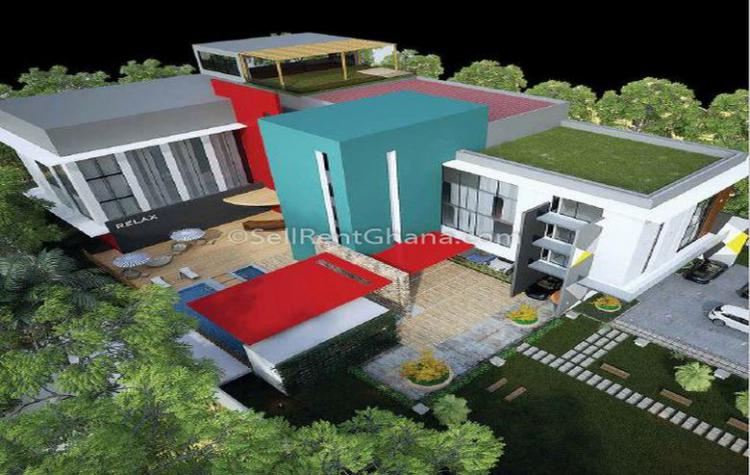3 Bedroom Duplex & Penthouse, Airport Residential Area, Accra, House for Sale