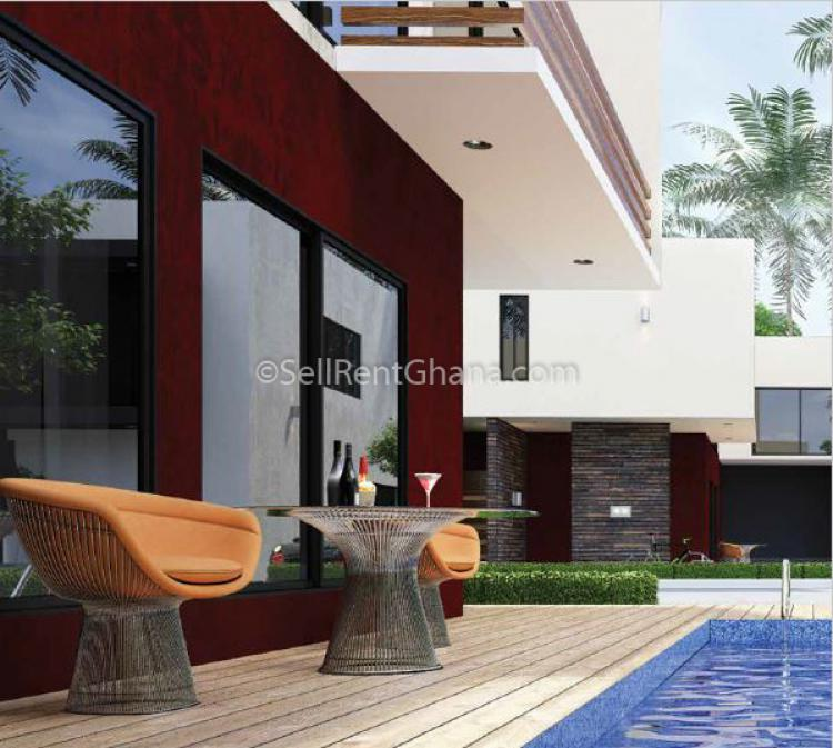 2 Bedroom Apartments, Cantonments, Accra, Flat for Sale