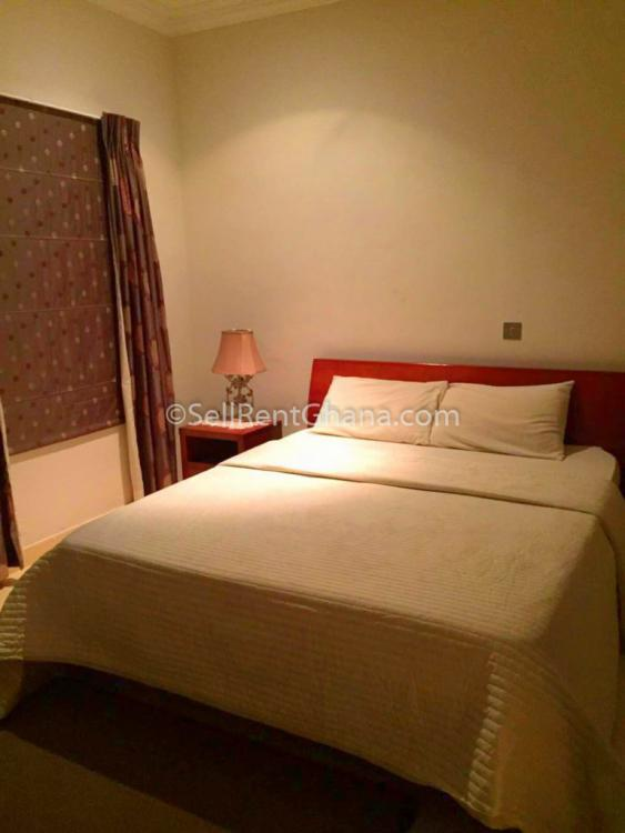 2 Bedroom Furnished Apartments, Osu, Accra, Flat for Rent