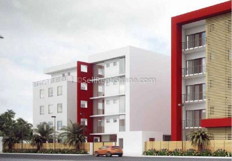 2 Bedroom Upscale Apartments, Airport Residential Area, Accra, Flat for Sale