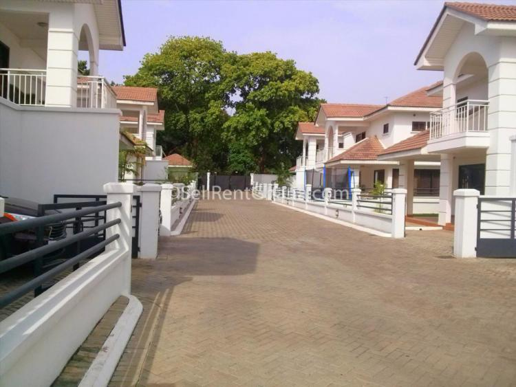 4 Bedroom Townhouse, Cantonments, Accra, House for Rent