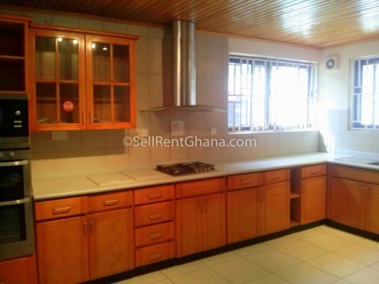 4 Bedroom Townhouse, Cantonments, Accra, Detached Duplex for Rent