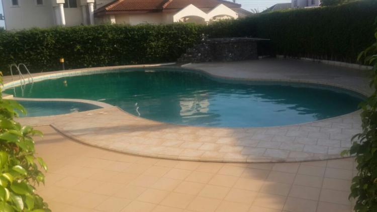6 Bedroom House with Pool, Trassaco, Adjiringanor, East Legon, Accra, House for Rent