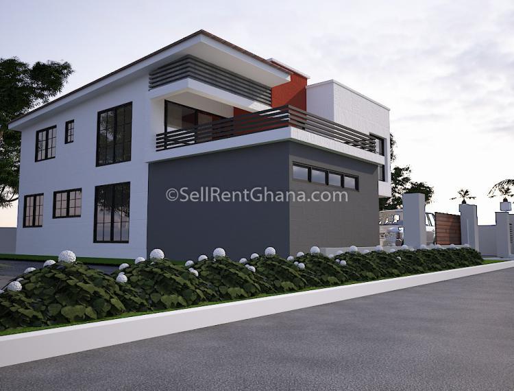 4 Bedroom Houses, Sakumono, Tema, Accra, House for Sale