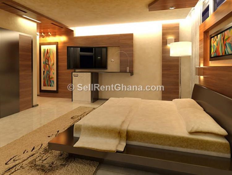 3 Bedroom Apartment, North Ridge, Accra, Flat for Sale