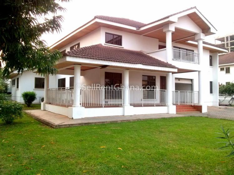 4 Bedroom Townhouse + Pool, Airport Residential Area, Accra, Townhouse for Rent