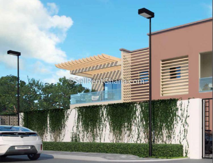 4 Bedroom House, Burma Hills, La Dade Kotopon Municipal, Accra, House for Sale