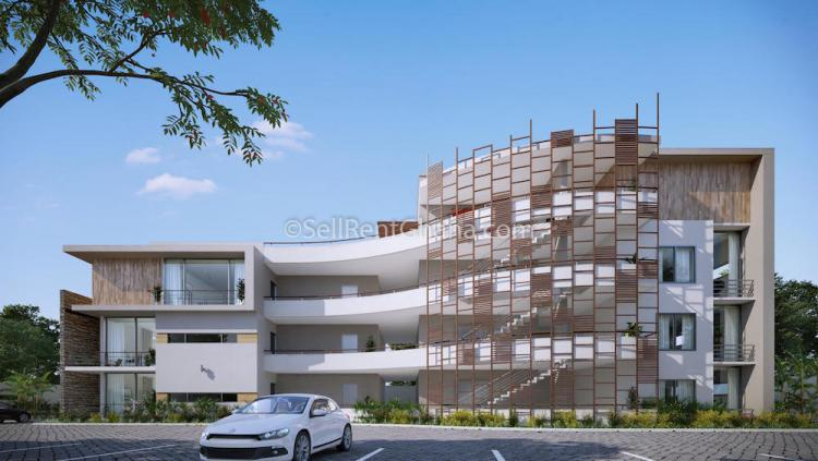 1 - 3 Bedroom Apartments, East Legon, Accra, Flat for Sale