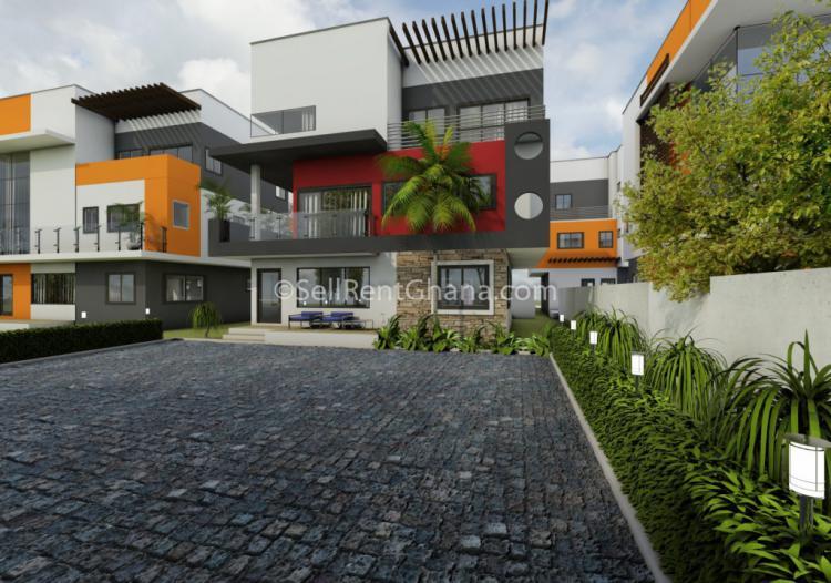 4 Bedroom House, Adjiringanor, East Legon, Accra, Detached Bungalow for Sale