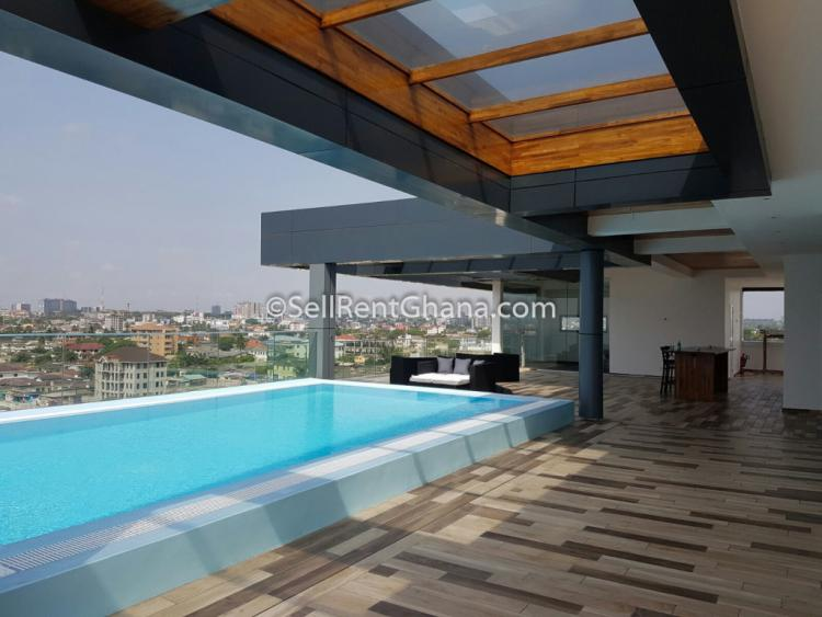2 Bedroom Apartment, Osu, Accra, Flat for Rent