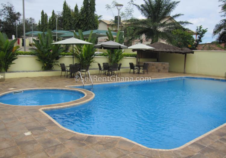 2 Bedroom Apartment, Kumasi Metropolitan, Ashanti, Flat for Rent