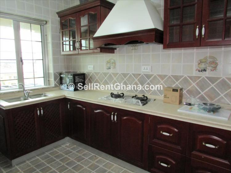 2 Bedroom Furnished Apartment, Adjiringanor, East Legon, Accra, Flat for Rent