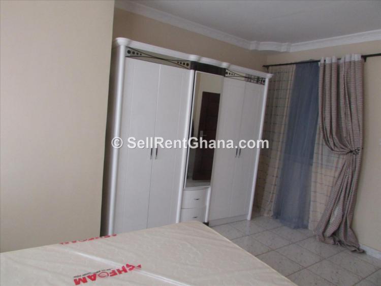 3 Bedroom Furnished Apartment, Adjiringanor, East Legon, Accra, Flat for Sale