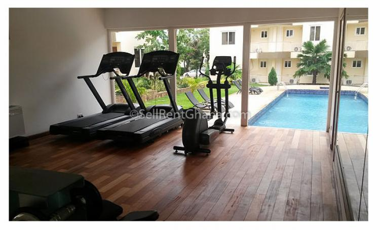 2 Bedroom Furnished Apartment, North Labone, Accra, Flat for Rent