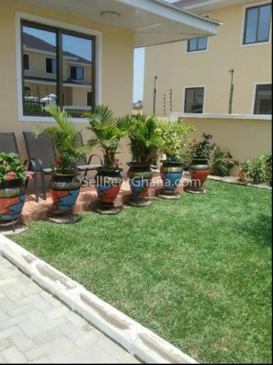 4 Bedroom Fully Furnished Townhouse, Weija, Ga South Municipal, Accra, Townhouse for Sale