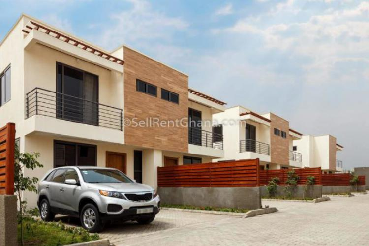4 Bedroom Townhouse, East Legon, Accra, Townhouse for Sale