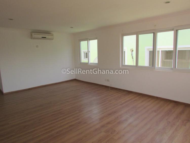 5 Bedroom House + Staff Quarters, East Airport, Airport Residential Area, Accra, Detached Duplex for Rent
