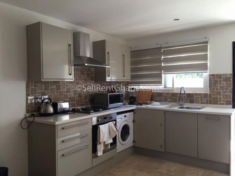 1 Bedroom Luxury Apartments, Cantonments, Accra, Flat for Rent