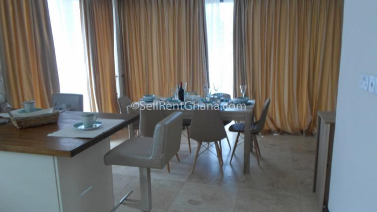 2 Bedroom Furnished Apartment, Cantonments, Accra, Flat for Rent
