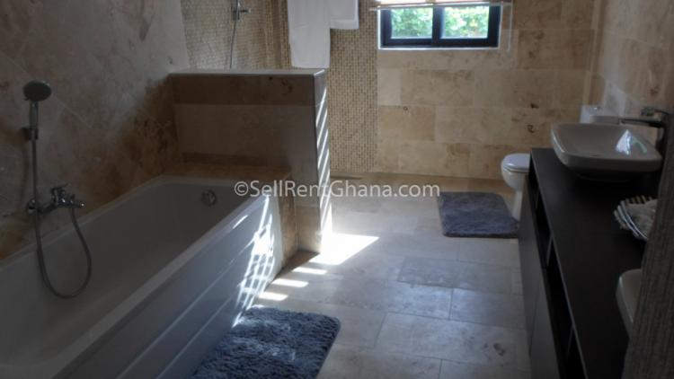 3 Bedroom Luxury Apartments, Cantonments, Accra, Flat for Rent